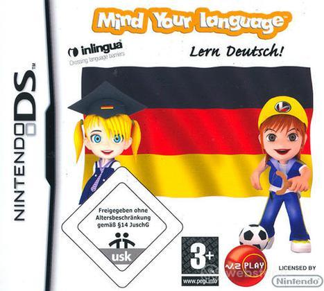 Mind Your German