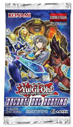 Yu-Gi-Oh! Soldati del Destino Buste Spec
