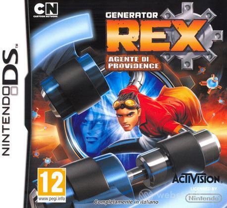 Generator Rex Agente di Providence