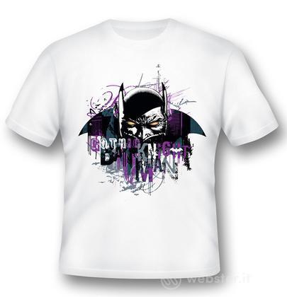 T-Shirt Batman Gothic Knight S