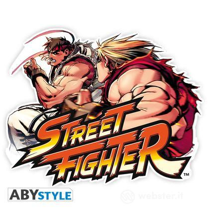 Mousepad Street Fighter - Ken vs Ryu