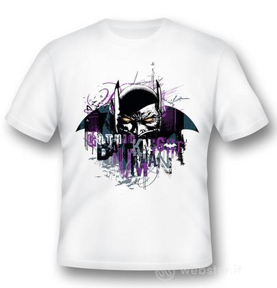 T-Shirt Batman Gothic Knight L
