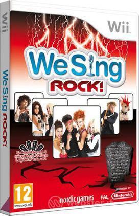 We Sing Rock!