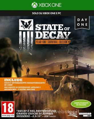 State of Decay: Year-One Survival Ed.