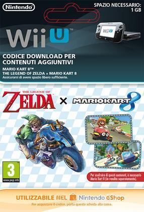 Mario Kart 8 x Zelda