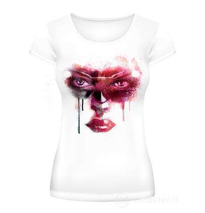 T-Shirt Catwoman Art Donna XS