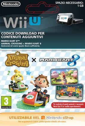 Mario Kart 8 x Animal Crossing