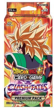 DragonBall Premium Pack Clash Of Fates