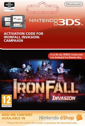 Ironfall: Invasion Campaign