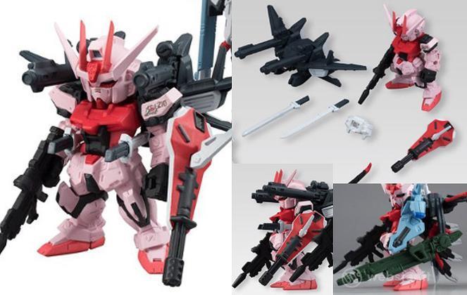 Figure Gundam Strike Rouge (I.W.S.P.)