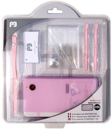 DSi Pack Silicone 10 Accessori
