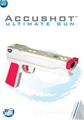 WII Accushot Ultimate Gun Red Zoozen