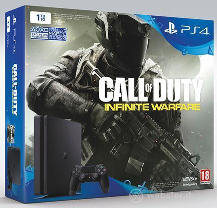 Playstation 4 1TB + COD:Infinite Warfare