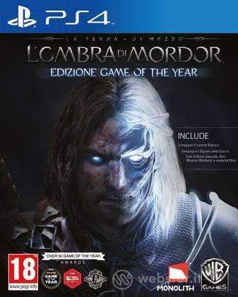 Terra di Mezzo-L'Ombra di Mordor GOTY Ed