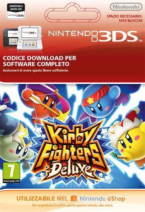 Kirby Fighter Deluxe
