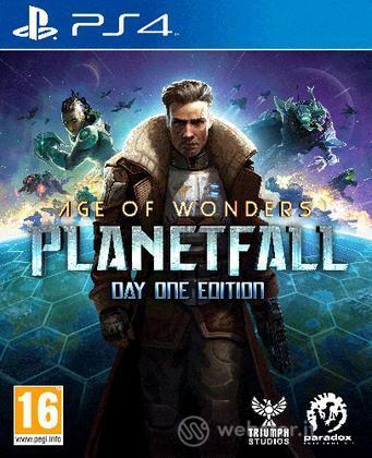 Age of Wonders: Planetfall D1 Ed.