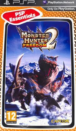 Essentials Monster Hunter Freedom 2