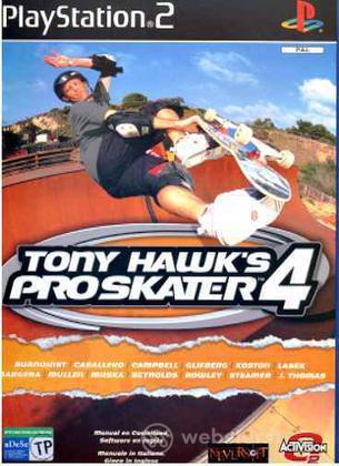 Tony Hawk's Pro Skater 4 PLT