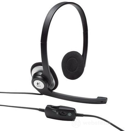 LOGITECH PC Clear Chat Stereo Headset