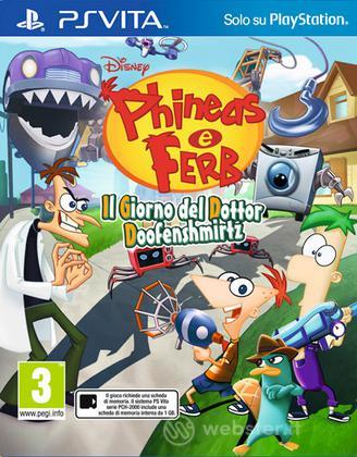 Phineas & Ferb-Giorno Dott Doofenshmirtz