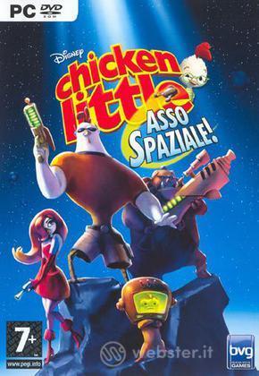 Chicken Little 2 Asso Spaziale