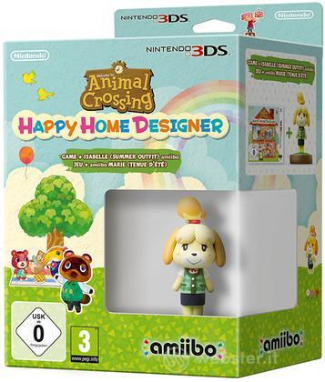 Animal Crossing: Happy Home Des.+ Amiibo
