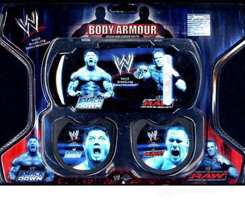 PSP Pack WWE + 2 Porta UMD