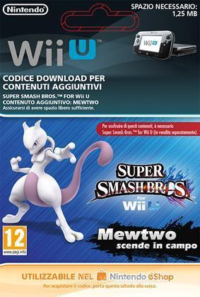Super Smash Bros.: Mewtwo