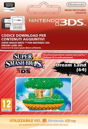 Super Smash Bros.: Stage Dreamland