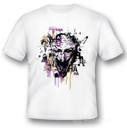 T-Shirt Joker Illustration S