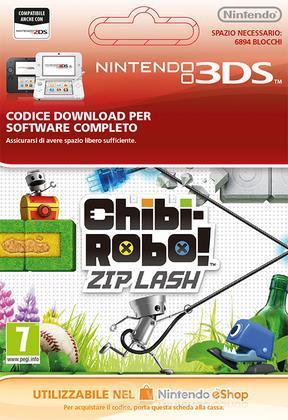 Chibi Robo Lash