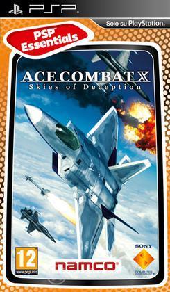 Essentials Ace Combat X: Skies of Decep