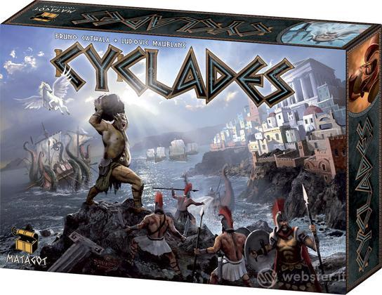 Cyclades - scatola base