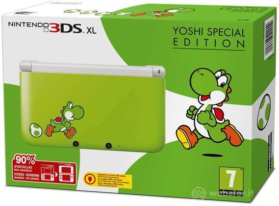 Nintendo 3DS XL Yoshi Special Edition