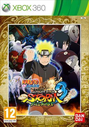 Naruto S. Ult Ninja Storm 3 Full Burst