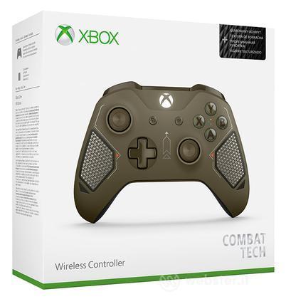 X1 Wireless Controller Combat Tech