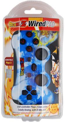 Controller Wired DragonBall Z PS3