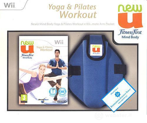 Bundle NewU Yoga&Pilates+WiiMote Holder