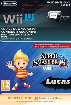 Super Smash Bros.: Lucas