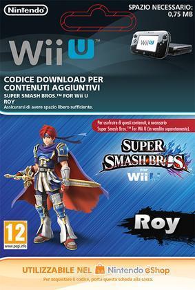 Super Smash Bros.: Roy
