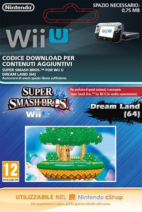 Super Smash Bros.: Stage Dreamland