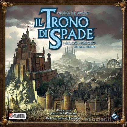 Il Trono di Spade: Gioco da Tavolo 2 ed