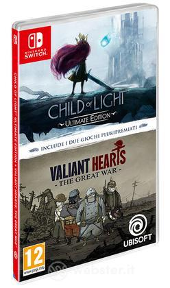 Compilat.Child of Light + Valiant Hearts