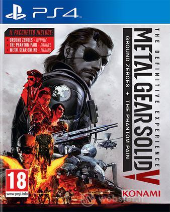 Metal Gear Solid V Definitive Experience