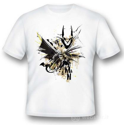 T-Shirt Batman Illustration S