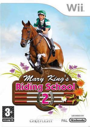 Mary King's Riding School 2