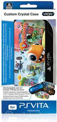 Case Custom Crystal PS Vita