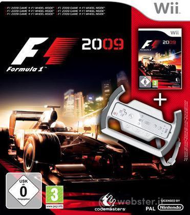 F1 2009 + Volante