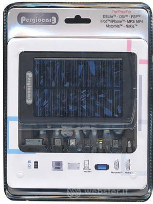 DSi NDSLite PSP Alimentatore Solare