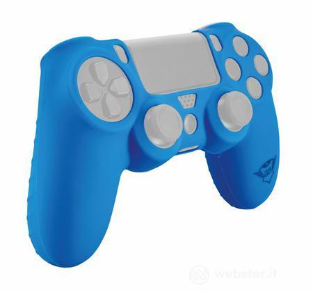 TRUST GXT 744B Rubber Skin - Blue PS4